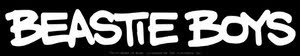 Beastie Boys Check Your Head Logo Sticker