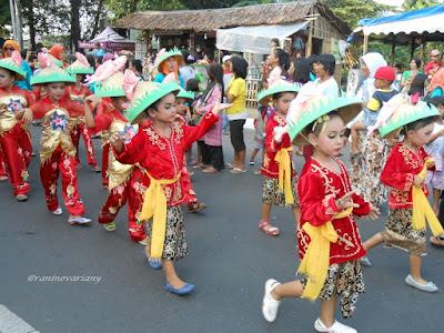 Pawai Budaya HJB 533