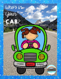 https://www.teacherspayteachers.com/Product/Whos-in-Your-CAB-Children-Against-Bullying-562493