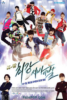 The Strongest K-POP Survival [Vietsub] 2012