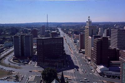 Salisbury Rhodesia circa 1969