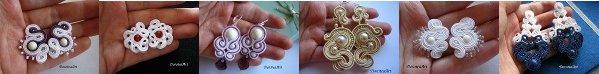 DoroteaArt - biżuteria ślubna sutasz
