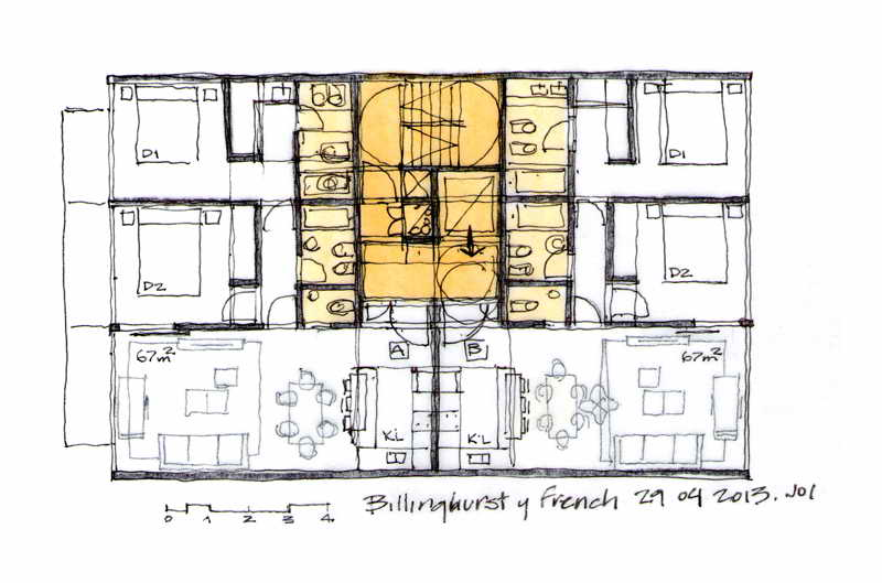 Dibujos de arquitecto architect drawings 130430 - Trabajo arquitecto barcelona ...