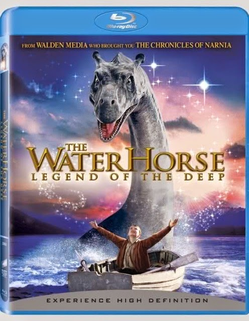 The Water Horse Legend of the Deep 2008 Hindi Dubbed Dual Audio 5.1 BRRip 720p 1GB