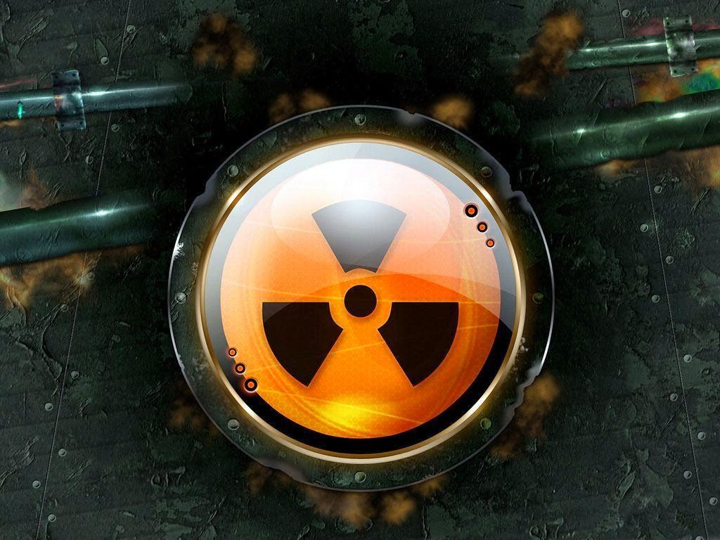 Radioactive Zombie Wallpaper símbolos de varia...