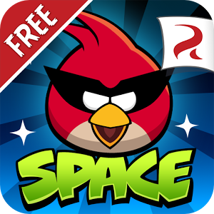 Games Angry Birds Space Android Apk Asik - Logo