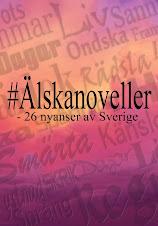 #Älskanoveller - 26 nyanser av Sverige