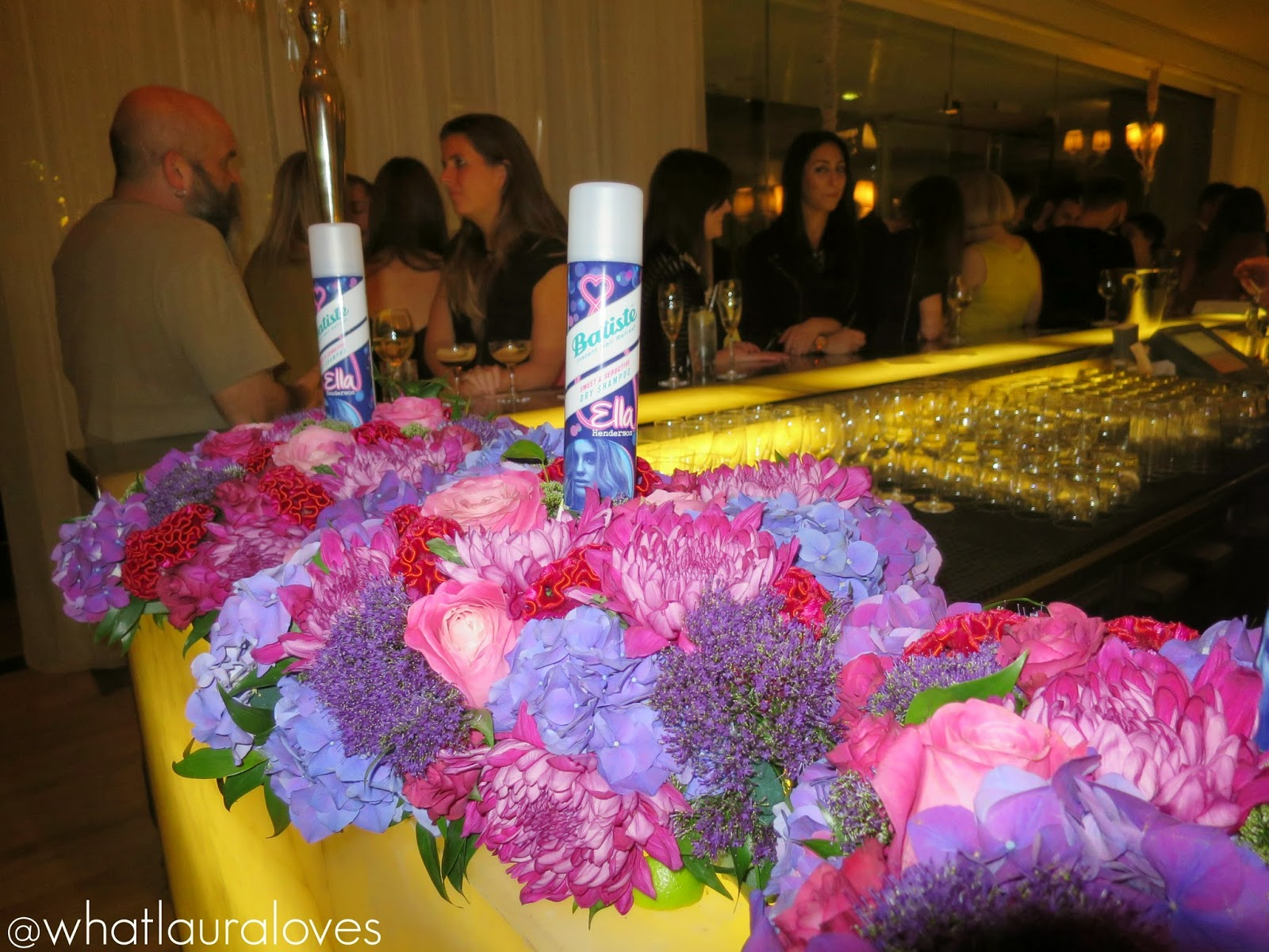 Ella Henderson Batiste Dry Shampoo