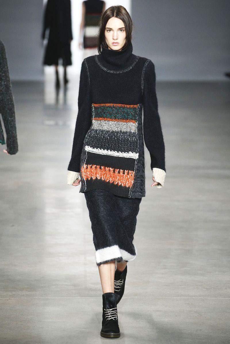 Calvin klein collection womenswear fall winter 2014 15 collection