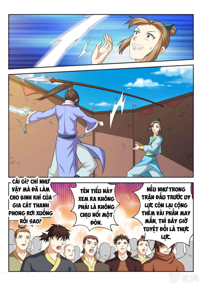 Tuyệt Thế Thần Hoàng Chapter 72 video - Hamtruyen.vn