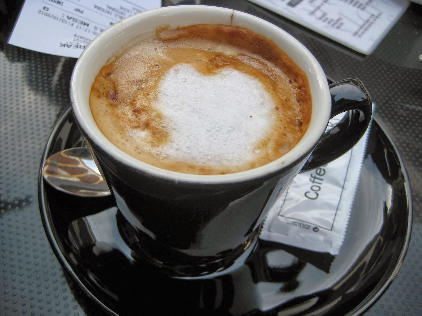 San Sebastian - cafe con leche