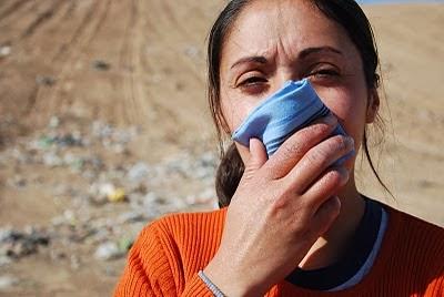 Gases tóxicos en nuestro aire