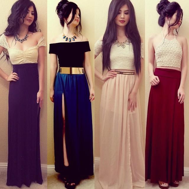 Moda juvenil faldas - Que peinados estan de moda ...