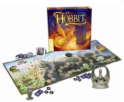 el hobbit juego de mesa juegos de mesa y de tablero
