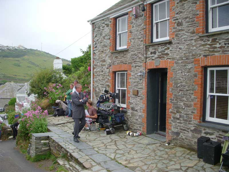 The League Of British Artists The Doc Martin Effect