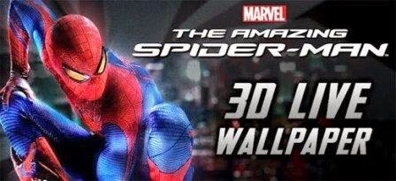 Amazing Spider-Man 2 Live Wallpaper