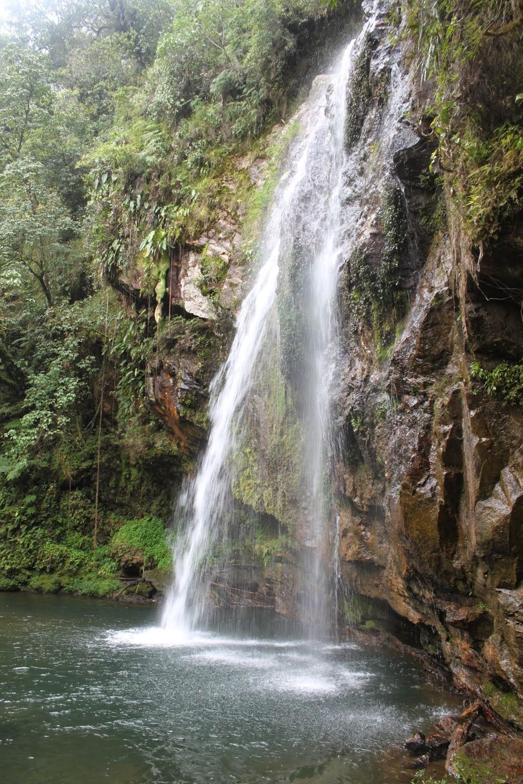 Cascada de Cuetzalan
