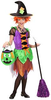Heksetøj til Halloween