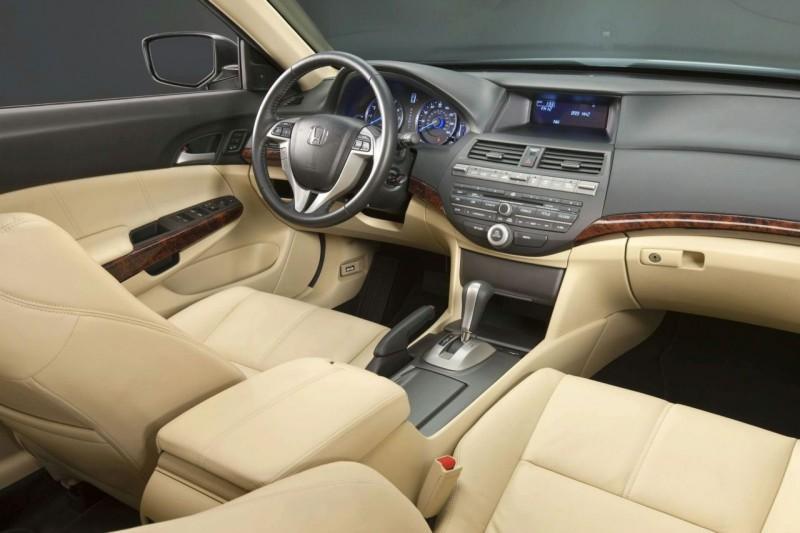 Superb 2012 Honda Accord Interior Cars Design