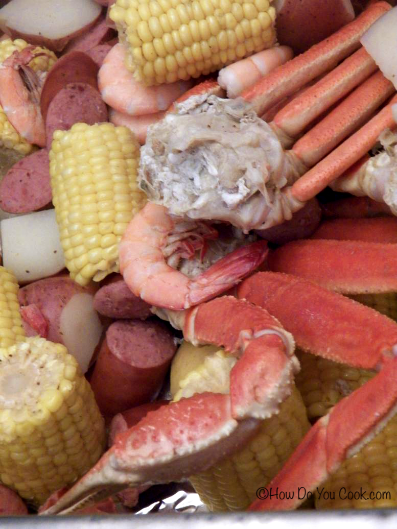 how to prepare a low country boil