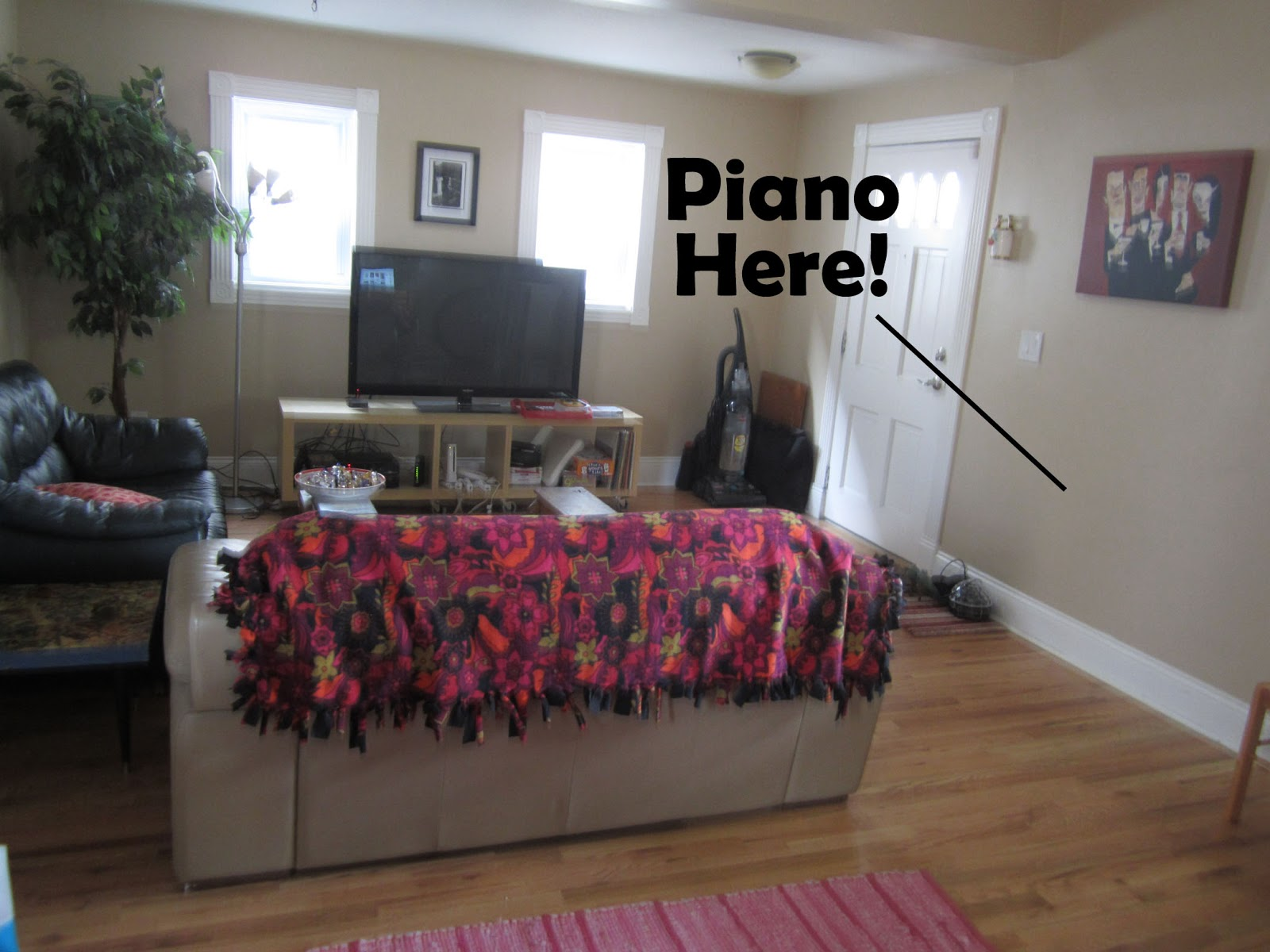 Beth 39 S Super Awesome Blog New Living Room Arrangement With Room For PI