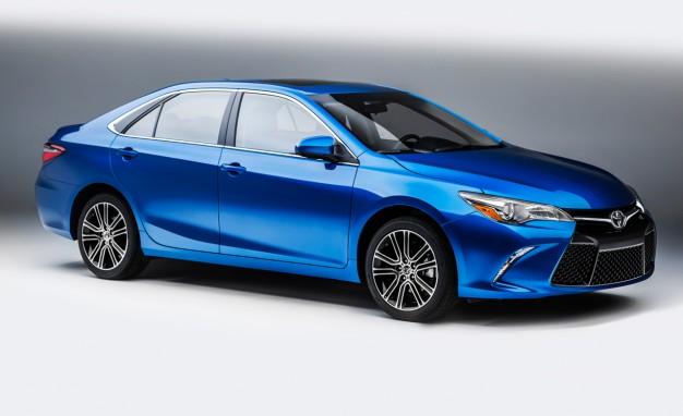 2016 Toyota Camry Release Date Canada
