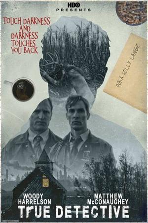 Poster True Detective 2014–