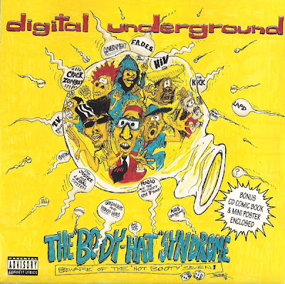 """Digital Underground – The """"Body-Hat"""" Syndrome (CD) (1993) (FLAC + 320 kbps)"""