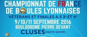 Direct : France AS et Vétérans du 09 au 11 septembre 2016
