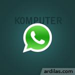 Cara Menggunakan Whatsapp di Komputer (PC atau Laptop)