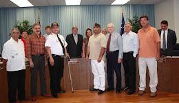 Moment of Appreciation: Veterans Advisory Board Honored by Harlingen City Commissioners...