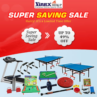 Super Saving Sale !!! Get Up to 49% Off on Sports and Fitness Equipment
