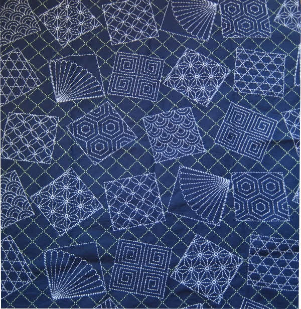 Sashiko Quilting Patterns : Judy Cooper Textile Images: February 2011