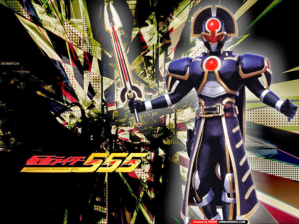 Wallpaper Kamen Rider Orga