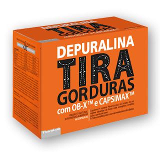 Depuralina Tira Gorduras
