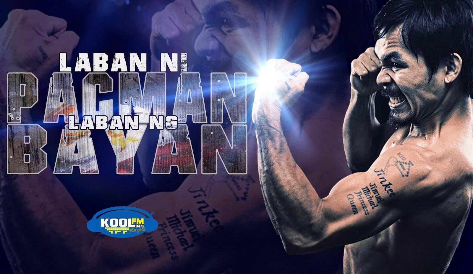 Laban ni Pacman