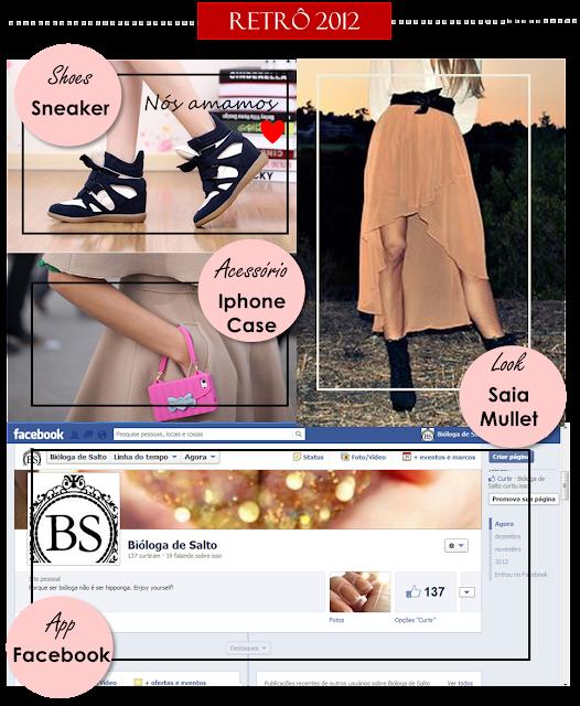 Saia mullet, sneaker, case iphone, facebook...tudo o que foi sucesso em 2012