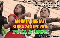 Album Monata Live Jati Blora 2015