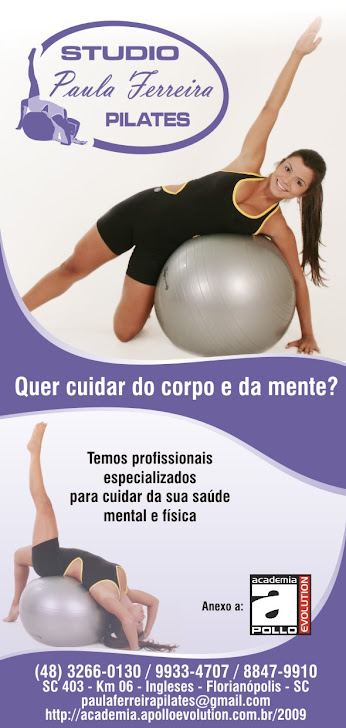STUDIO PAULA FERREIRA PILATES