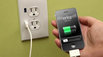 Tips Charging Baterai Smartphone di Waktu Sibuk