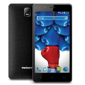 Buy Karbonn S 320 Mobile only on  Rs. 4,799  at Amazon.