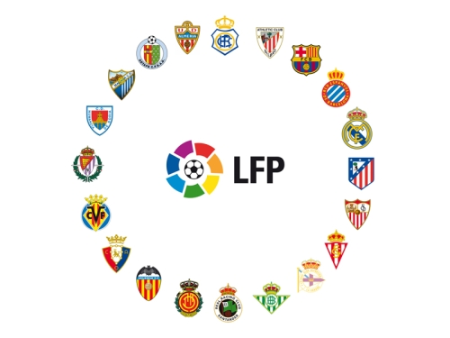 spanish laliga league