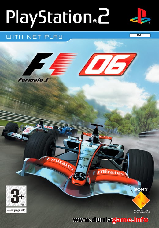 FORMULAONE 06 PS2 ISO