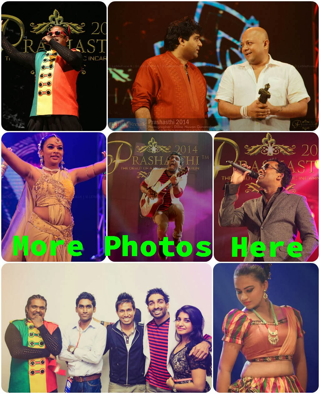 Photographes - Dilina Nuwan   Avindu Jayakody   Dinuka Prasad   Ajith