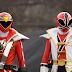 Power Rangers - 'O encontro dos rangers vermelhos' à venda em Março