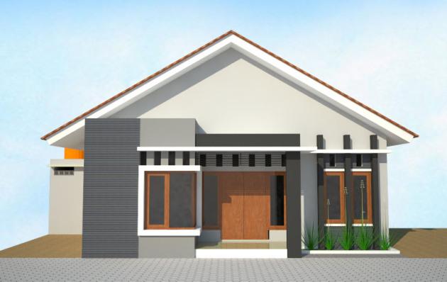 Desain Rumah Sederhana 6 X 12 Yang Nyaman & Desain Rumah Sederhana 6 X 12 Yang Nyaman | Desain Rumah Sederhana 2015