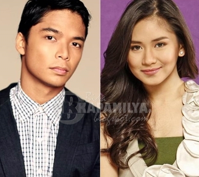 Migz Villafuerte and Sarah Geronimo: Aren't they look good together?
