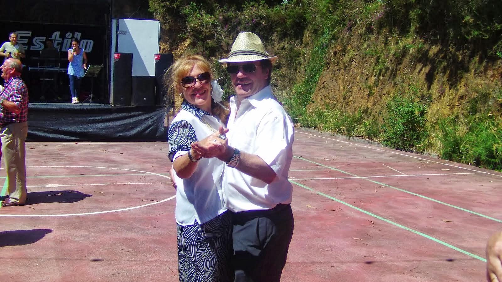 Loly y José