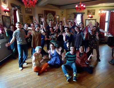Brighton Solo Charleston Beginners Workshop