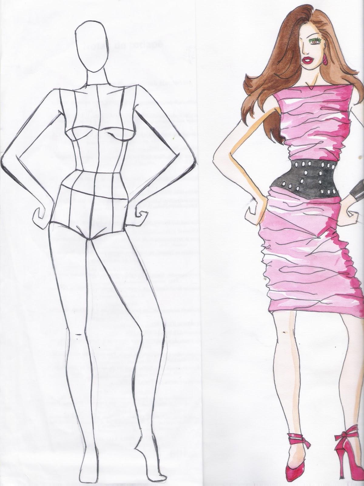 Desenhos de O corpo humano para Colorir Colorir